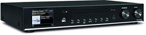 TechniSat DigitRadio 140 Radio Portable Internet Numérique Noir – Radios Portables (Internet, Numérique, Dab+,FM, 87,5-108 MHz, 174-108 MHz, 240 x 320 Pixels)