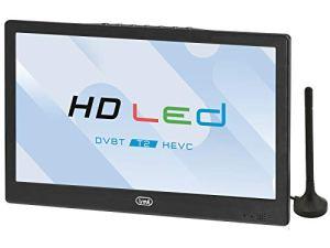 TREVI – TV LED 10.1 « Ordinateur portable avec DVB-T2 intégré numérique HEVC Trevi LTV 2010 HE