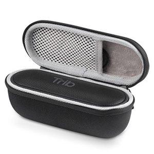 Tribit XSound Go Case Mascarry Étui de Transport Rigide en EVA pour Haut-Parleur Bluetooth Portable Tribit XSound Go