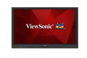 Viewsonic IFP7560 Interactive Flat Panel 75″ LED 4K Ultra HD Noir Affichage de Messages – Affichages de Messages (190,5 cm (75″), LED, 3840 x 2160 Pixels, 350 CD/m², 4K Ultra HD, 8 ms)