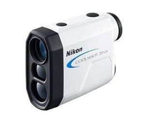 Nikon COOLSHOT 20 GII Télémètre Laser Blanc