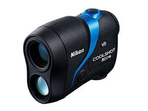 Télémètre laser NIKON COOLSHOT 80iVR pour Golf, Réduction des vibrations de la main de 80% et compensation de la pente