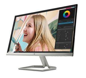 HP 27fwa–moniteur de 27» FHD (enceintes intégrés .1920X 1080. 5MS. HDMI. IPS avec rétroéclairage LED. 16: 9) Blanc neige