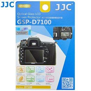 JJC GSP-D7100 d'écran LCD verre de protection pour Nikon D7100 (Import Royaume Uni)