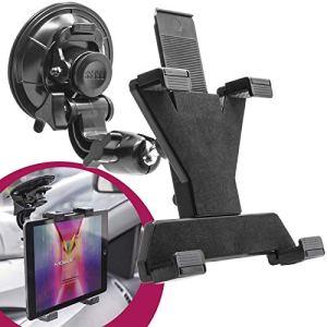 Mobilefox Support auto pour tablette compatible avec Apple iPad 2 3 4 Air Mini