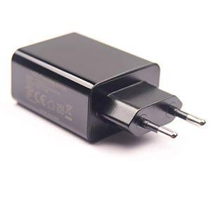 Top-Longer USB Chargeur Adaptateur Mobile Adaptateur Secteur USB Mural Dual 2 Ports 30W USB Chargeur Voyage 5V 6A