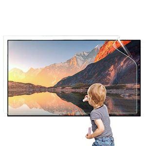 AIZYR Mat LCD Protection des Yeux Film Protecteur Anti Blue Light Protecteur D'écran TV Taux Anti-Reflet Jusqu'à 90% Soulager La Fatigue Oculaire De L'ordinateur,65 inch 1440X809mm