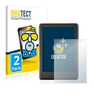 brotect Protection Ecran Anti-Reflet Compatible avec Amazon Kindle 2019 (10ème génération) (2 Pièces) – Film Protection Ecran Mat