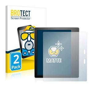 brotect Protection Ecran Anti-Reflet Compatible avec Amazon Kindle Oasis 2019 (10ème génération) (2 Pièces) – Film Protection Ecran Mat