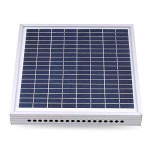 Serre solaire Ventilateur à effet de serre Ventilation Grenier ventilateur solaire à effet de serre Circulation de l'air du ventilateur solaire thermostatiques Ventilateur Toit Ventilateur toit Ventil
