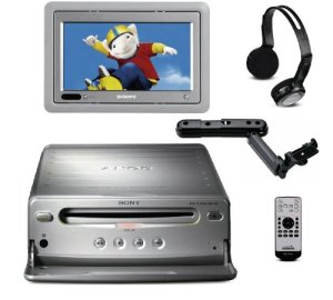 Sony KAV-H 65 MV Vidéo Embarquée Fixe, 16:9