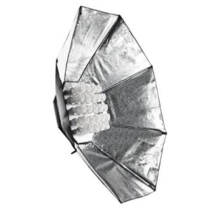 walimex pro Daylight 3450 avec diffuseur, Ø150 cm