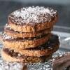 Biscuits granola chocolat IG bas