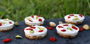 cheesecake au fromage blanc, IG bas, léger