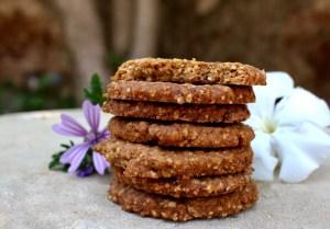 Biscuits sarrasin-avoine