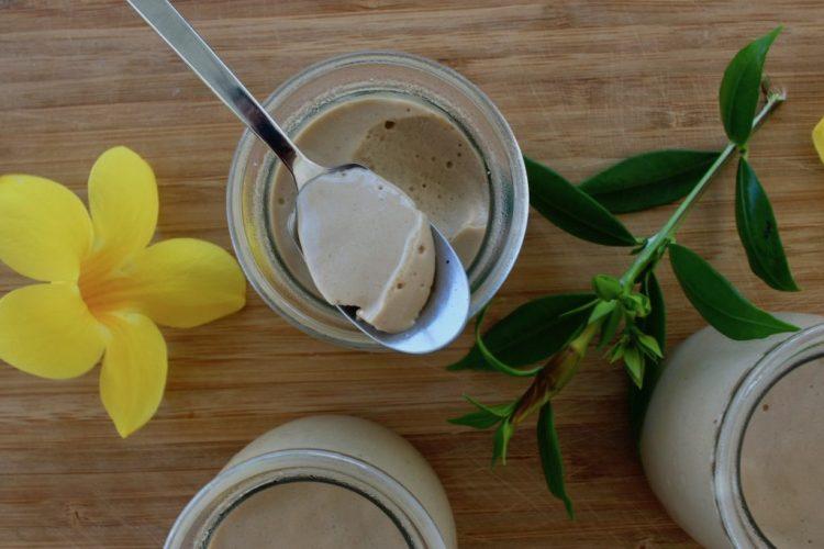Crèmes au café sans lactose IG bas