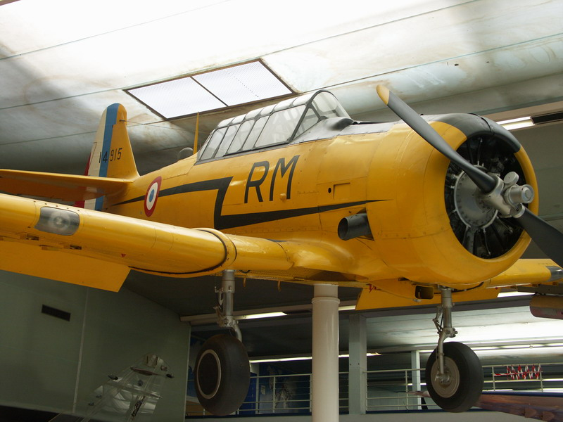 T6G sn5114522 Musee Aeronatique espace