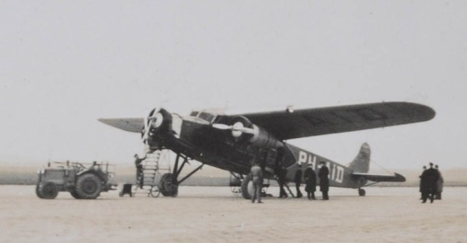 1933_le Bourget_Fokker F-XII PH-AID