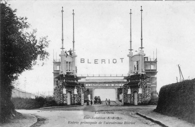 1914 aerodrome bleriot aeroparcb uc