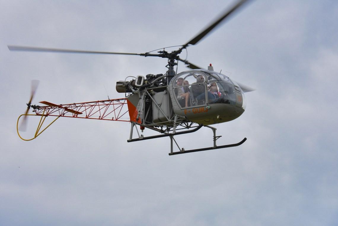Alouette II F-GURJ