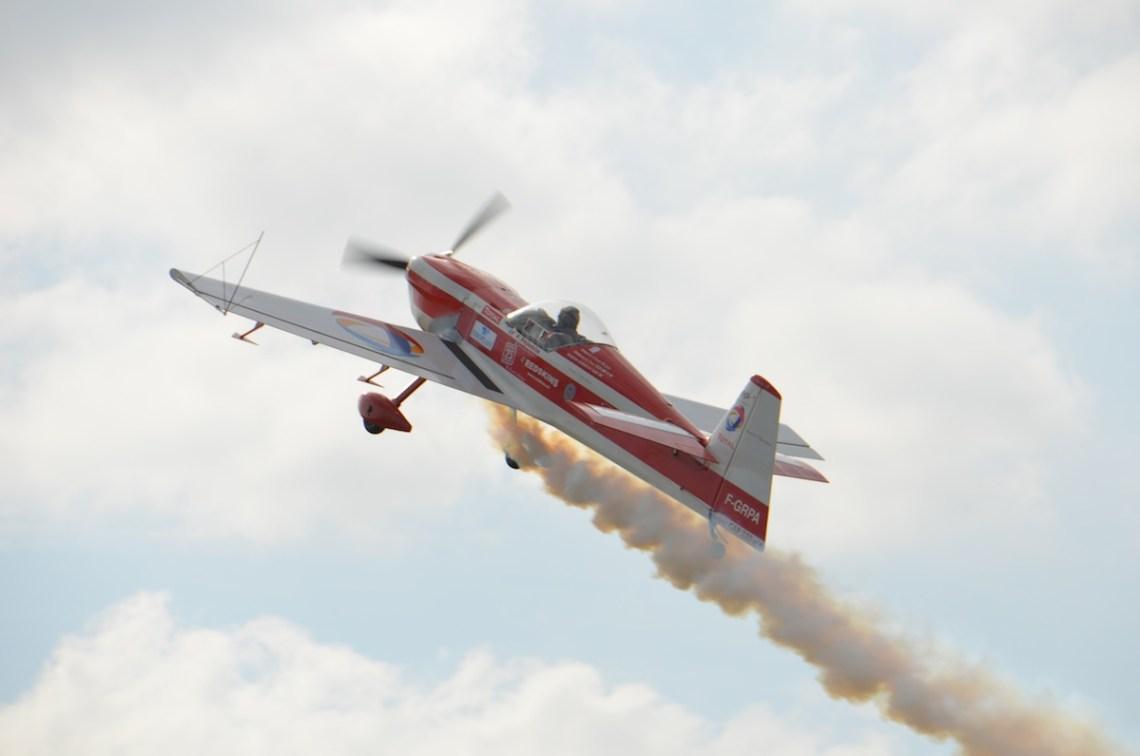 CAP 332 au décollage ©Xavier Cotton