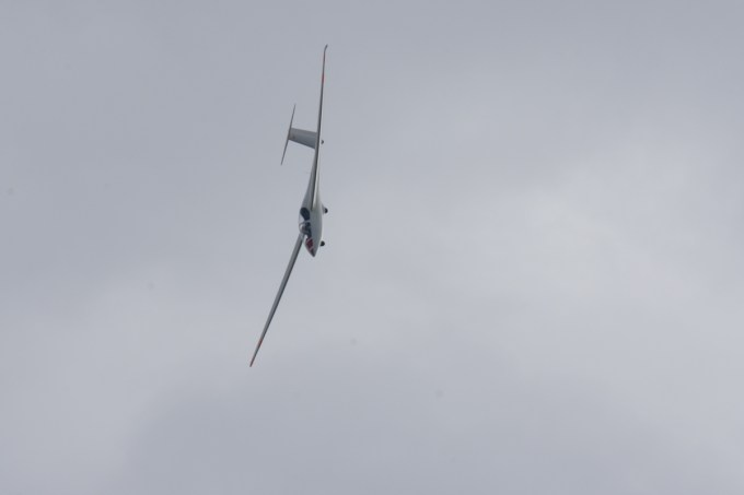 Planeur ASK 21 F-CBDU