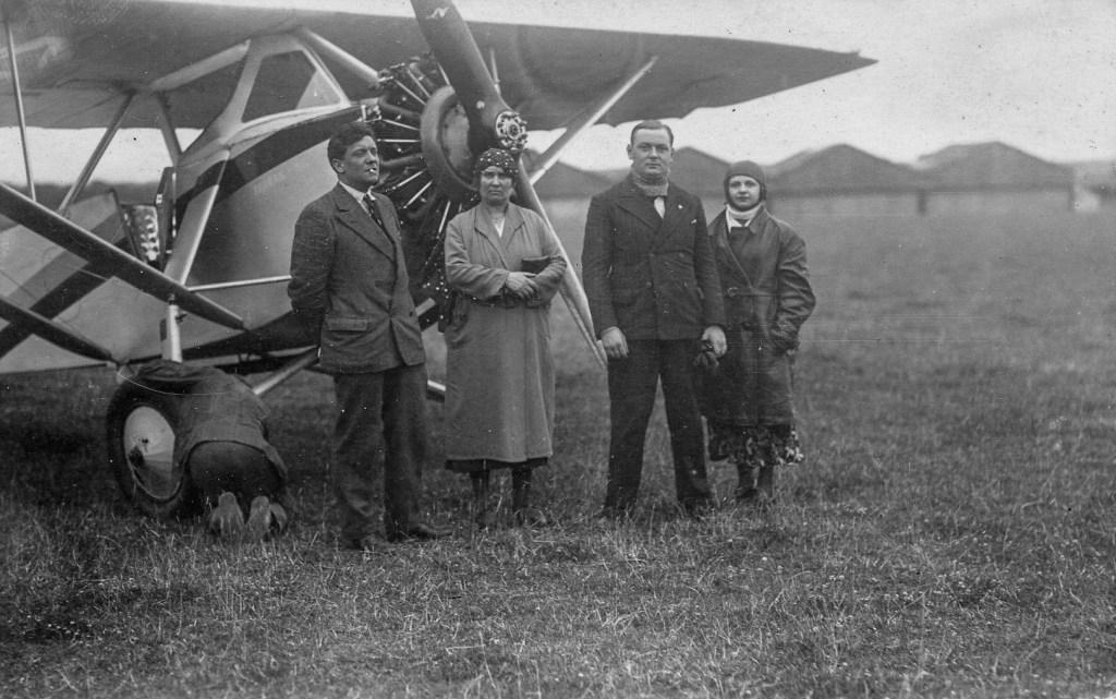 Farman 200 F-ALPF de l'aéroclub d Normandie