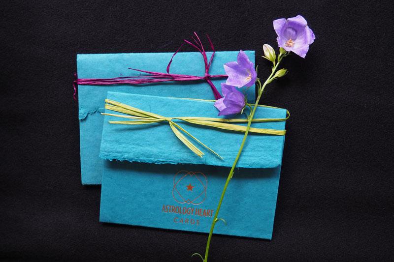 Celestial Art Cards - Packaging