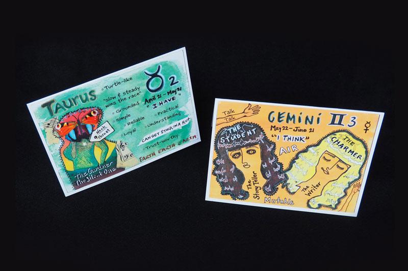 Individual Greeting Cards
