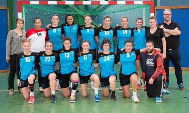 NF3 : Angers Sports Lac de Maine Handball s'impose logiquement face à la lanterne rouge.