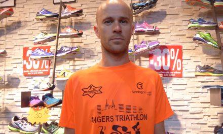 Présentation du Triathlon de Montreuil-Juigné, par François FONTAINE, l'organisateur.