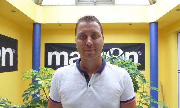 Julien ORHON : Je suis heureux de continuer à développer le partenariat entre Orhon Sports et Passion Sports 49.