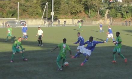 DSR : Revivez en vidéo, les meilleurs moments du match : Angers Vaillante – La Châtaigneraie (0-3).