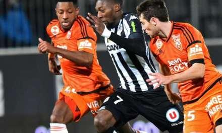 Ligue 1 (16e journée) : Match nul logique et équitable entre Angers SCO et le FC Lorient (2-2).