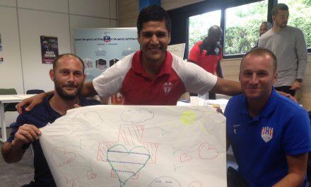 Carlos GOMEZ : J'ai une vraie passion pour le football.
