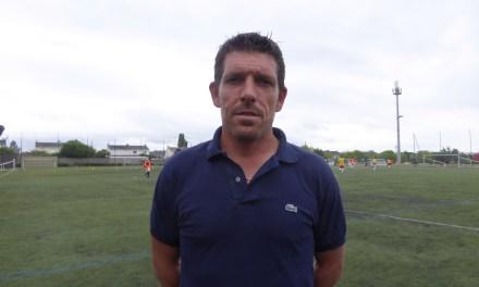 Gaël DELALANDE va retrouver son ancien club du Foyer de Trélazé avec beaucoup d'émotion.