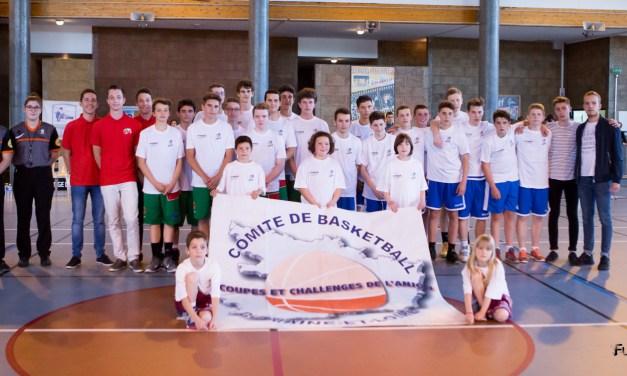 Challenge de l'Anjou (U17) : La Régina Bégrolles-en-Mauges titrée !