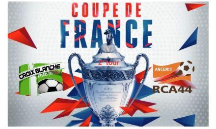 Coupe de France (2e tour) : La Croix Blanche se qualifie au bout du suspense face à Ancenis (1-1, tab.: 3-2).