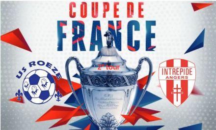 Coupe de France (2e tour) : Double objectifs pour l'Intrépide à Roezé : La qualification et continuer sa préparation.