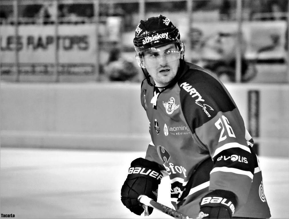 Ligue Magnus (6e journée) : Les Ducs d'Angers gagnent contre une des équipes du top quatre (6-5)