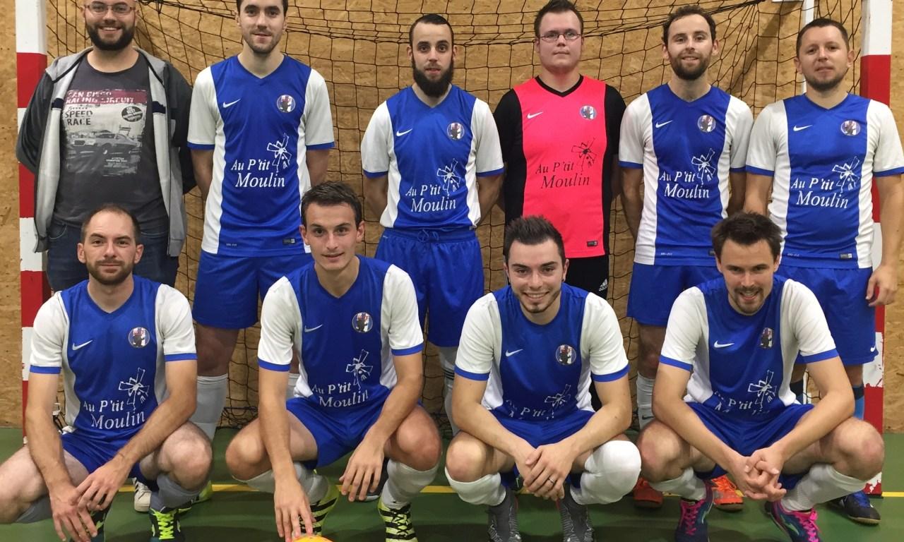 Le LCDF Angers Futsal démarre sa saison de belle manière.