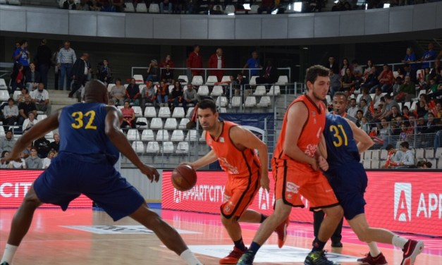 Appart'City Cup 2017 : Barcelone vs Valence (69-63)