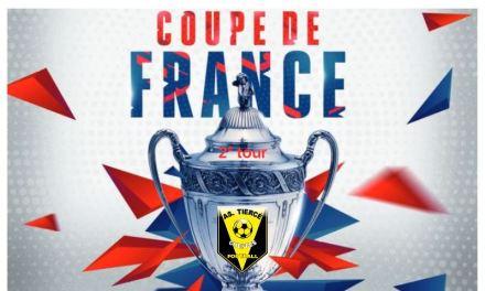 Coupe de France (1er Tour) : Tiercé-Cheffes a été sérieux et se qualifie logiquement à Vernoil-Vernantes (5-2).