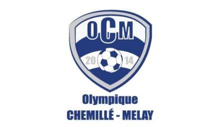 DRH (8e journée) : Match sans saveur, entre l'USJA Carquefou (b) et l'Olympique Chemillé-Melay (2-2).