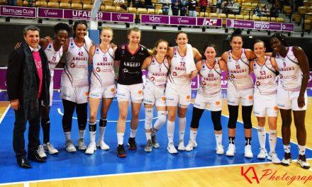 LF2 (21e journée) : En gagnant au panache à Toulouse, l'UFAB 49 valide sa deuxième place !