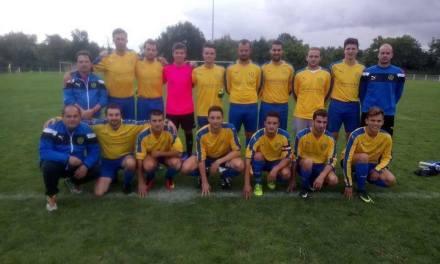 D3 (7e journée) : Septième victoire en sept matchs pour Louet-Juignéen face à Brion (5-0).