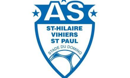PH (12e journée) : Vihiers a été solide et mérite sa victoire à Cheffois-Antigny (2-0).