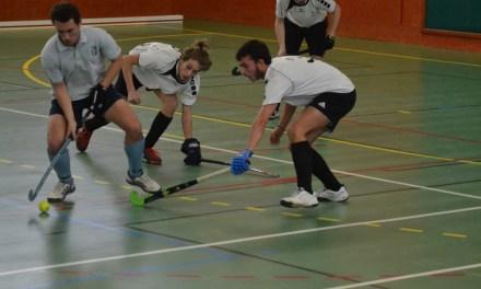 Troisième tournoi de la phase régionale du championnat de Nationale 2 en salle pour les scoïstes.