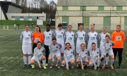 16e de finale de la Coupe de France Féminine : Pas de surprise entre Guimgamp et la Croix Blanche (4-0).