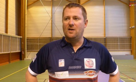 David PILARD : L'objectif est le maintien en championnat et viser la finale de la coupe d'Europe.